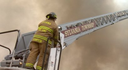 Sylvania Fire